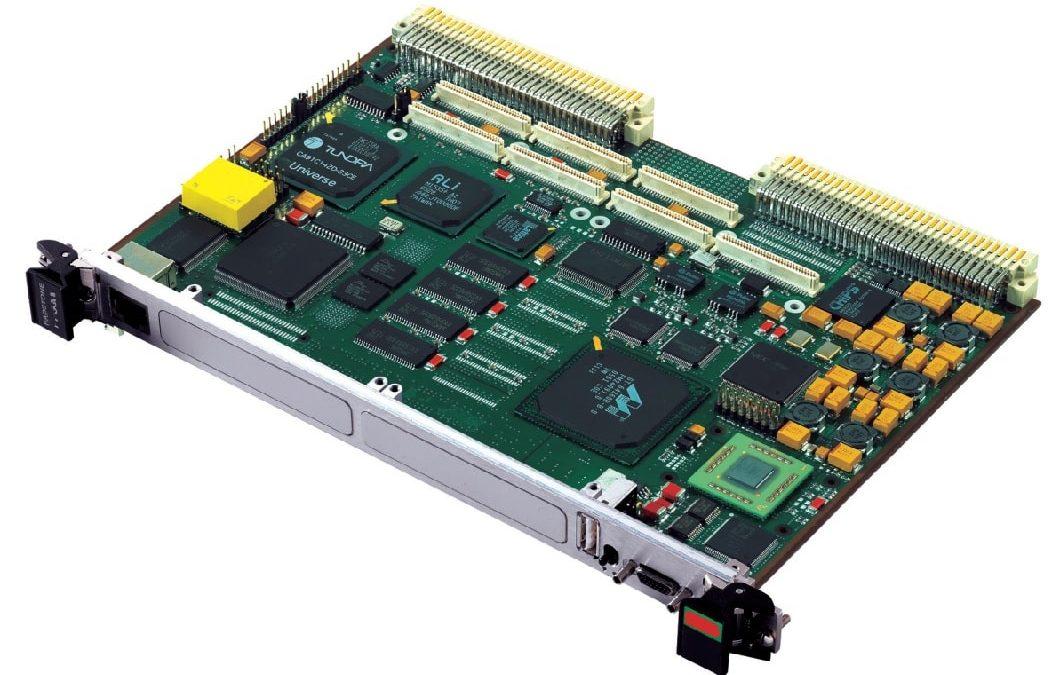 Schede CPU VME per applicazioni embedded, totalmente compatibili con le obsolete PPC8A e EP2A di GE Fanuc